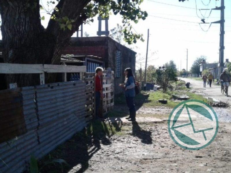 Así fue el operativo que montó el municipio de La Plata ante las intensas lluvias 3