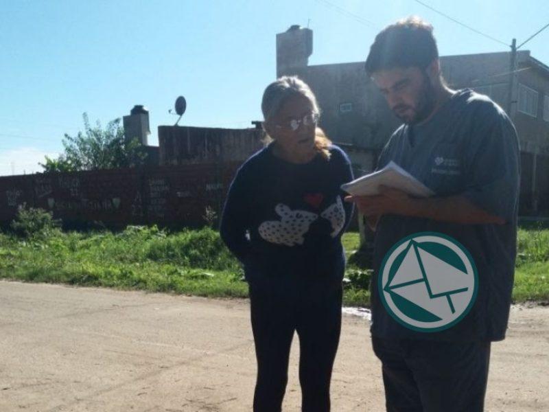 Así fue el operativo que montó el municipio de La Plata ante las intensas lluvias 4