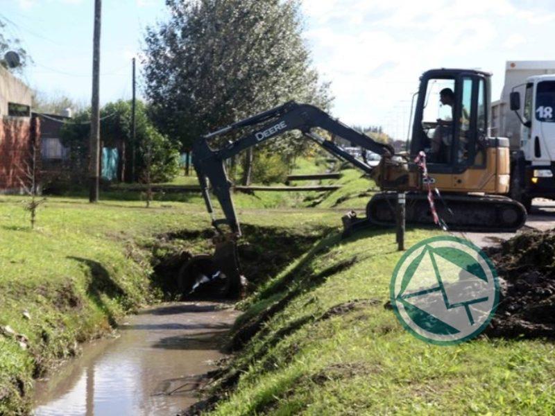 Así fue el operativo que montó el municipio de La Plata ante las intensas lluvias 6