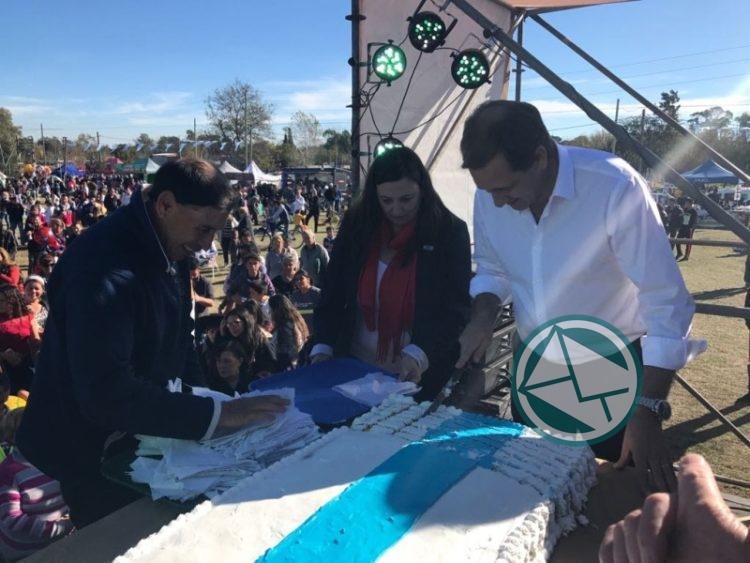 Con una jordana a puro sol, Abasto celebró su 127° aniversario 1