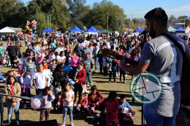 Con una jordana a puro sol, Abasto celebró su 127° aniversario 3