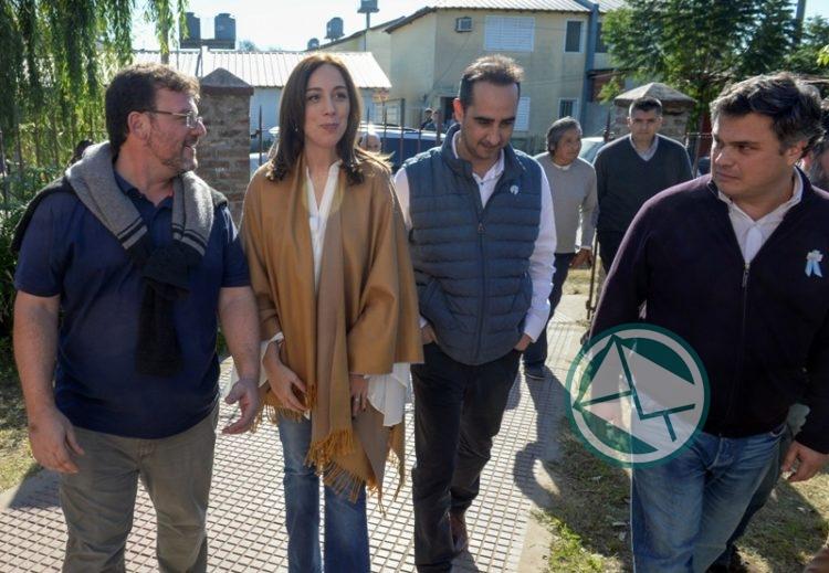 En Morón, Vidal detalló la plabnificación de las Casas de Encuentro Comunitario 1