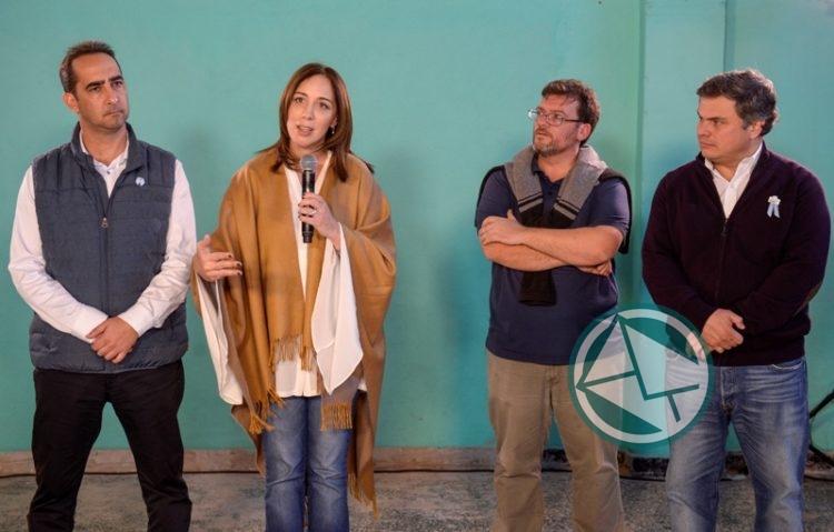 En Morón, Vidal detalló la plabnificación de las Casas de Encuentro Comunitario 2