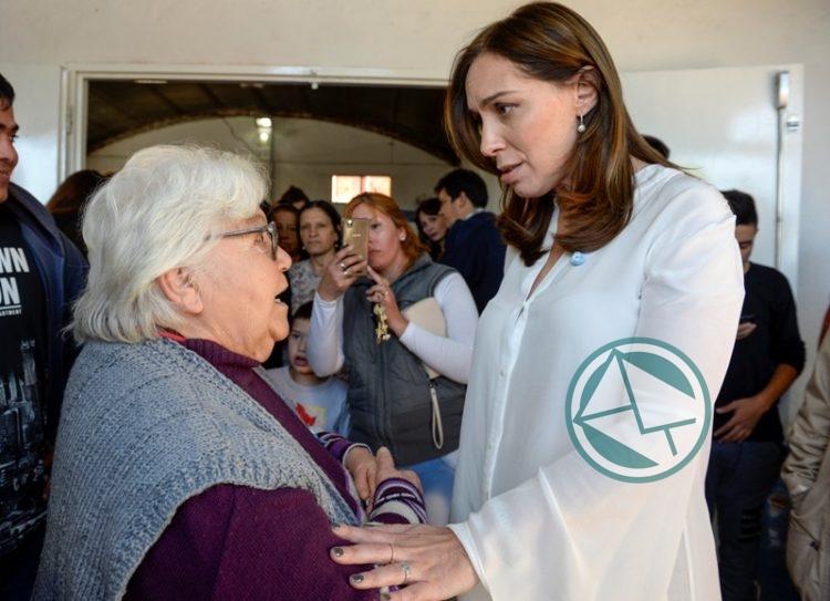 En Morón, Vidal detalló la plabnificación de las Casas de Encuentro Comunitario 3