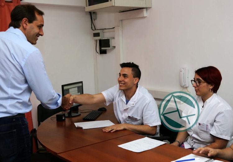 Garro decidió igualar los salarios de los médicos municipales a la Carrera Profesional Hospitalaria 0