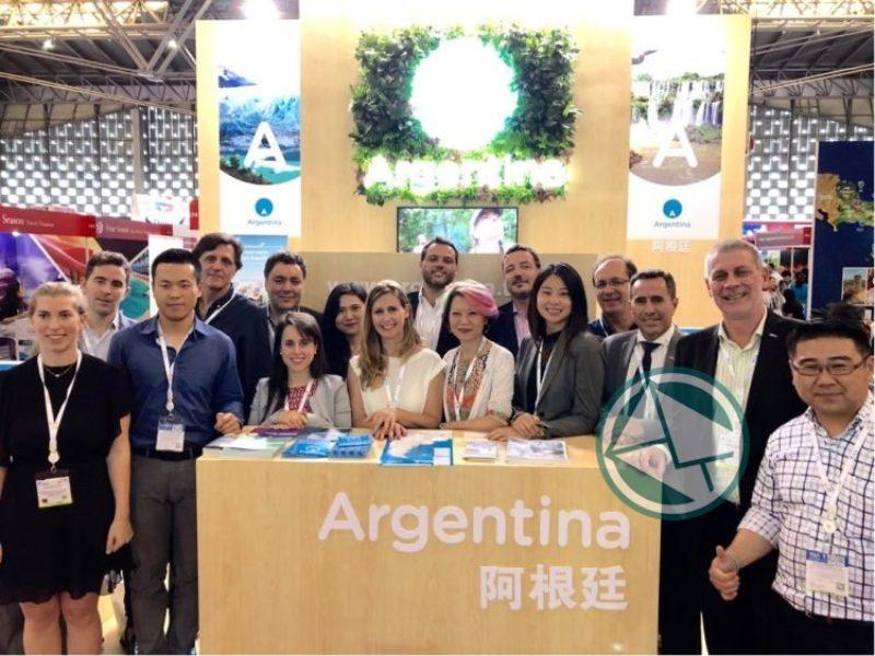 Importante presencia turística de la Provincia de Buenos Aires en China 3