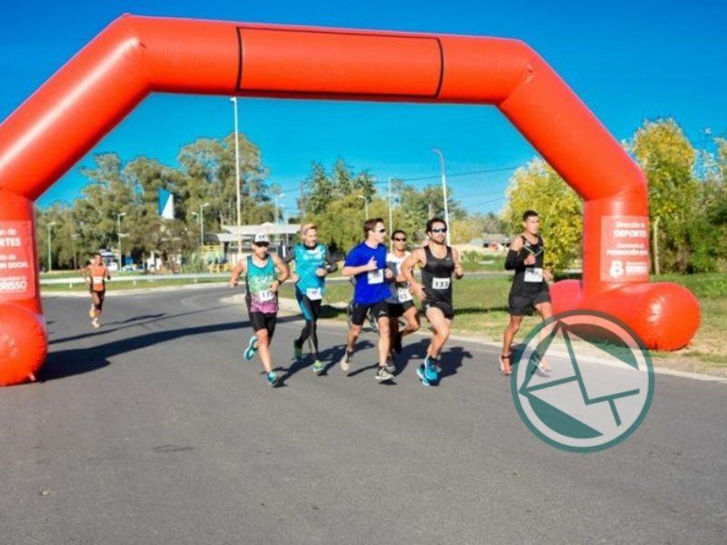 Maraton Tres Ciudades Berisso 2