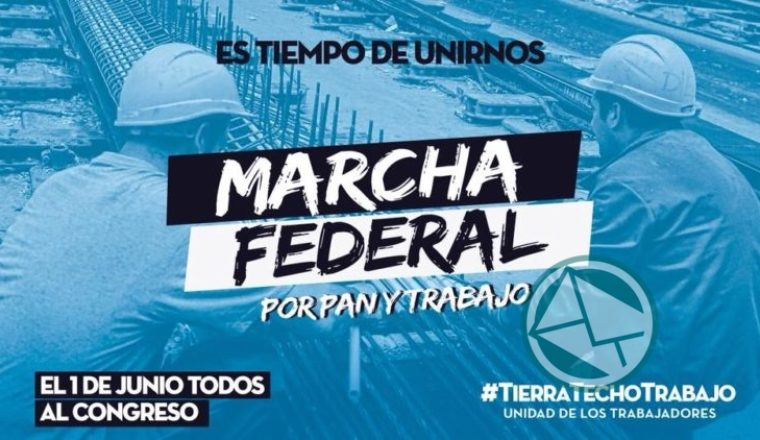 Marcha Federal CCC Mov Evita 1