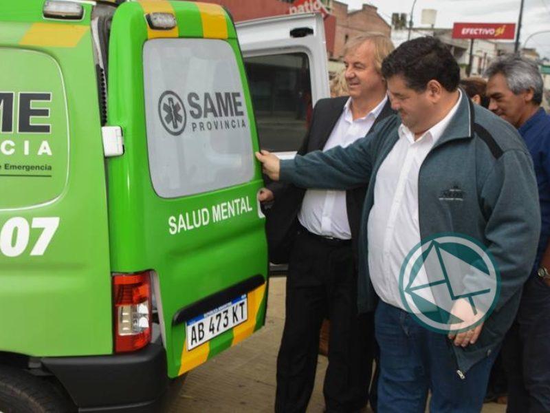 Nueva unidad para el SAME Berisso1