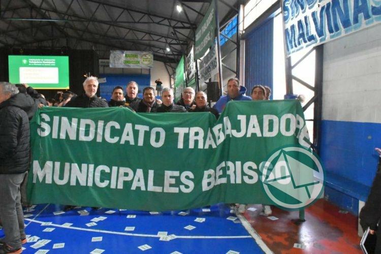 Congreso Sindicato STMB 2