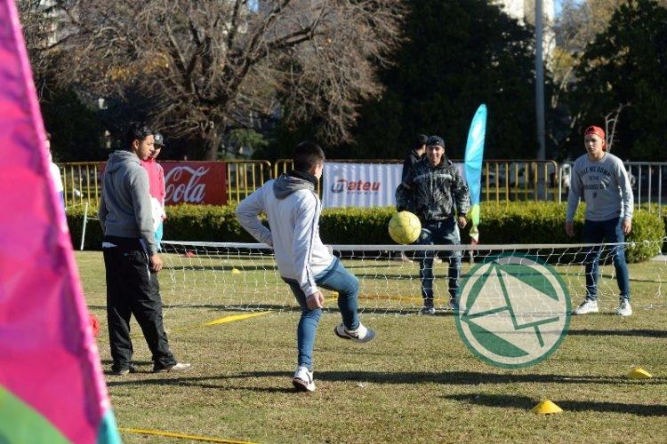 Fan Fest Plaza Moreno ARG-ISL5