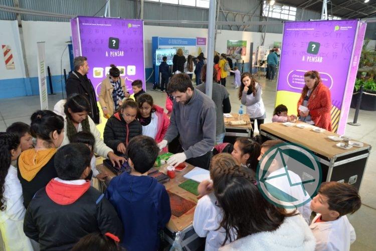 Feria científica y tecnológica berazategui 2