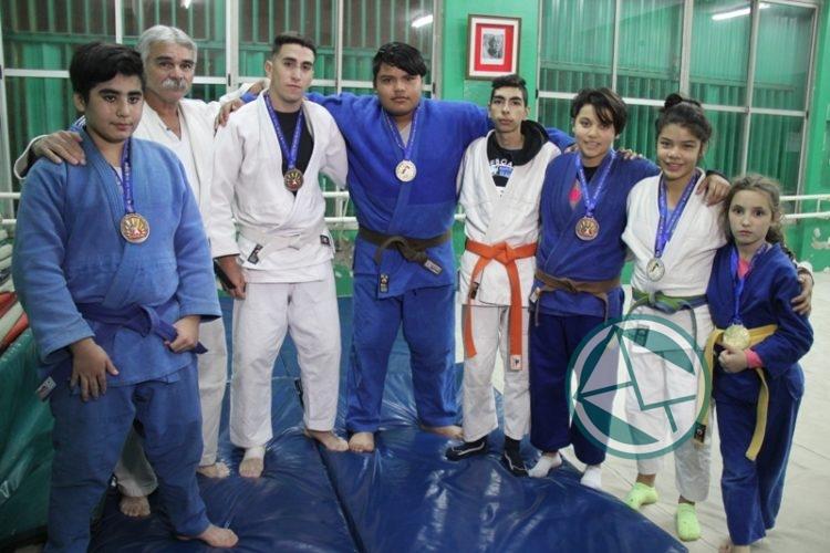 Judo de Ensenada cosechó medallas en torneo de Formosa 1