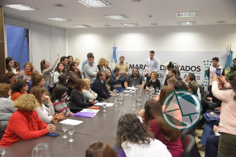 La oposición pidió que se anule la resolución de Vidal que desmantela los Gabinetes EOE 1