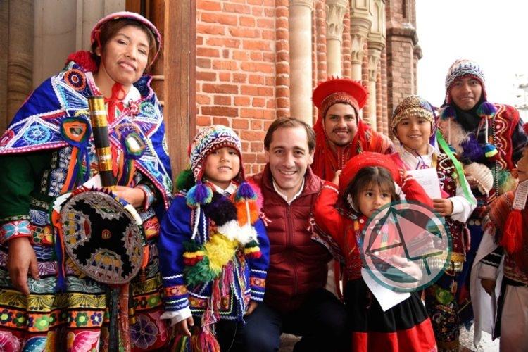 197° Aniversario de la Independencia de Perú en La Plata 04