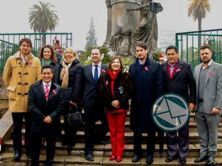 Actividades por el 197º aniversario de la independencia del Perú 01