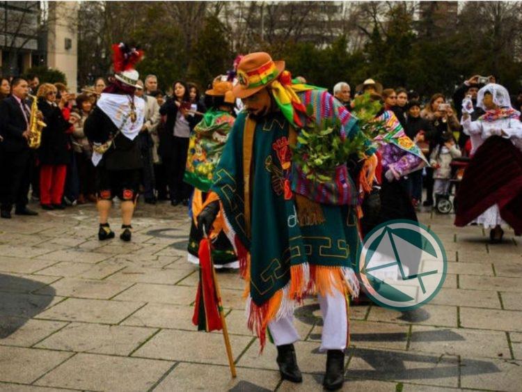Actividades por el 197º aniversario de la independencia del Perú 02