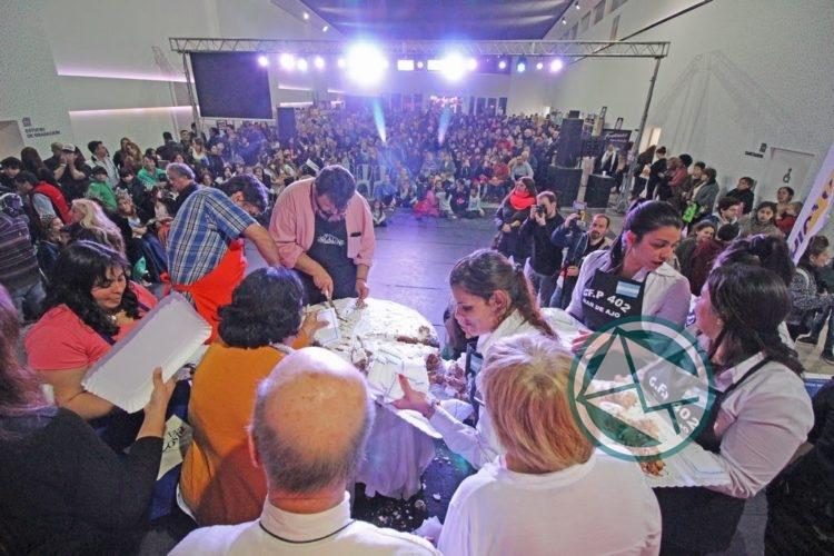 Fiesta del Alfajor Costero-Foto Municipo de La Costa 2