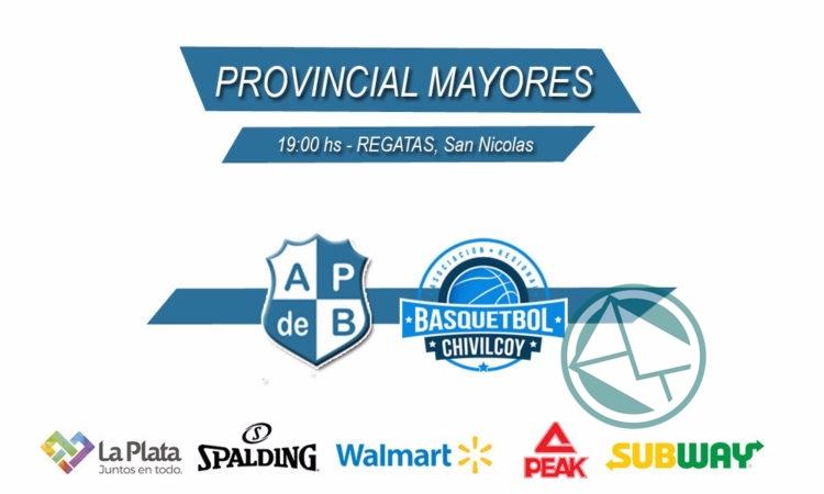 La Plata se encamina al Provincial de Mayores 5