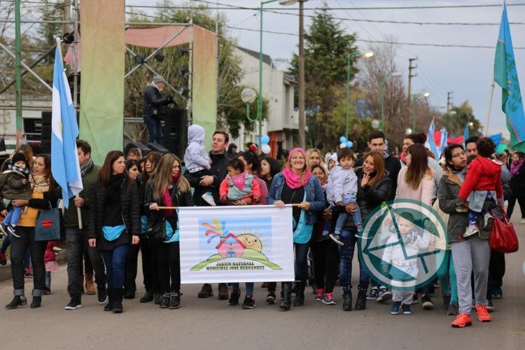 Los festejos por los 130 años de Hernández 02