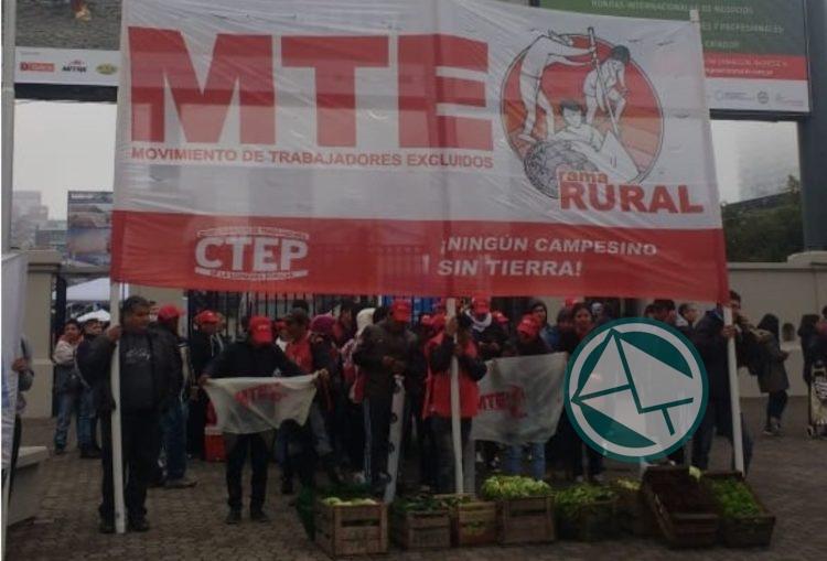Tras el verdurazo frente a la Rural, convocan a una movilización a Agroindustria 0
