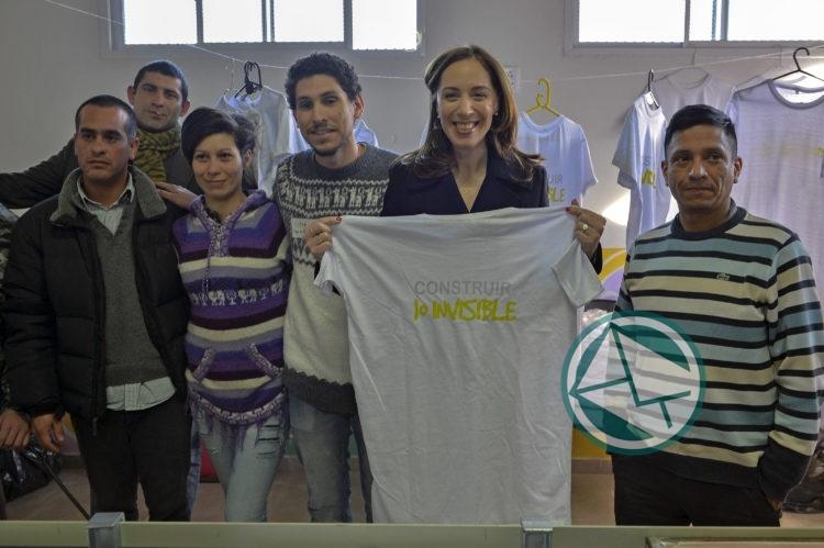Vidal presentó programa paliativo para organizaciones sociales 0