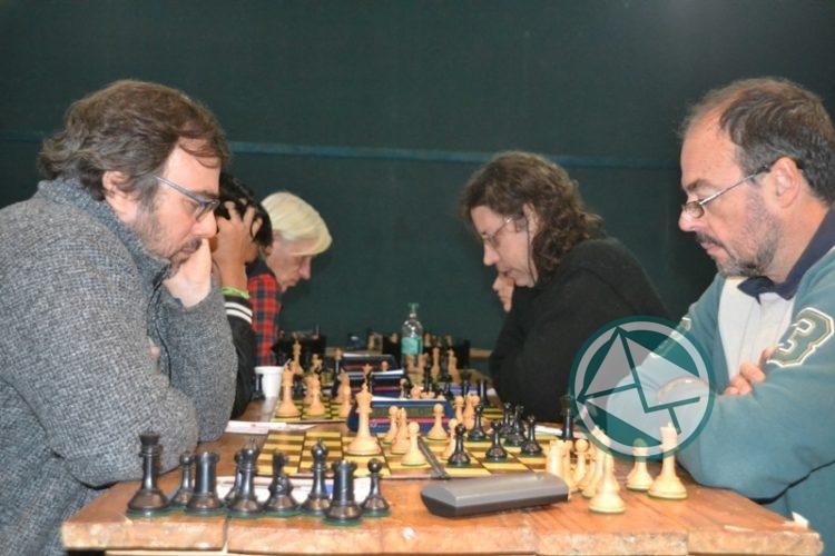 Ariel Veliz se adjudicó el V Abierto de Ajedrez 1