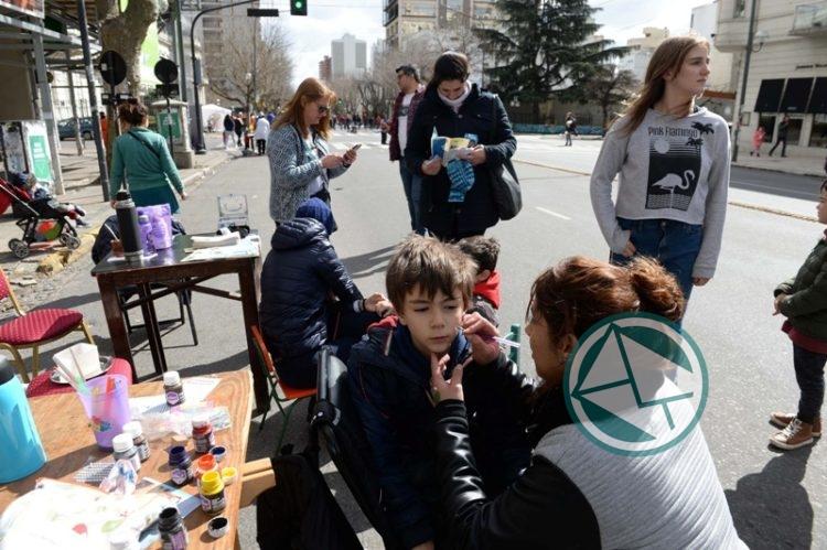 Con diversas propuestas, los niños celebraron su día en La Plata 06