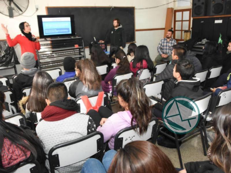 """Jornada """"Educando en la Interculturalidad"""" en la Escuela Secundaria Nº 3 1"""