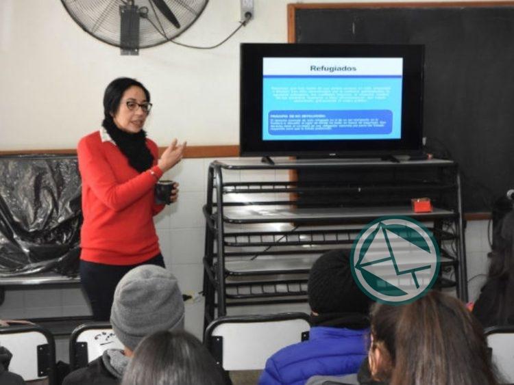 """Jornada """"Educando en la Interculturalidad"""" en la Escuela Secundaria Nº 3 0"""