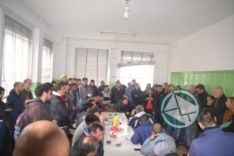 El STMB participó de la asamblea de delegados de Astilleros Rio Santiago 3
