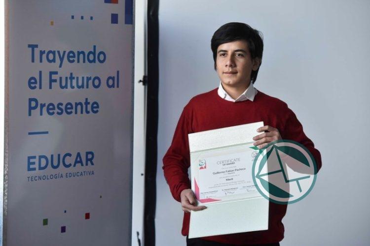 Estudiantes ganaron las olimpíadas internacionales de Biología, Química y Física 5
