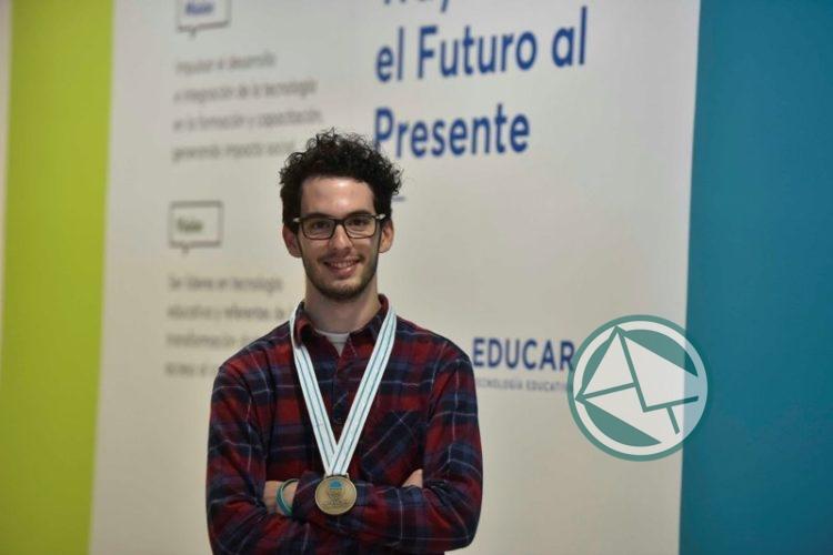 Estudiantes ganaron las olimpíadas internacionales de Biología, Química y Física 9