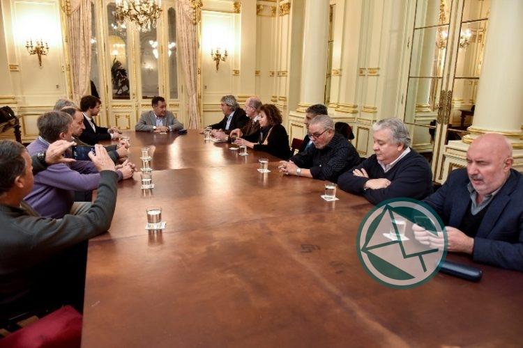 Finocchiaro ratificó la continuidad del Fondo Nacional del Incentivo 2