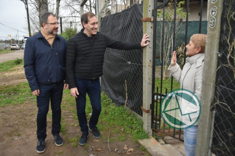 Garro y Perechodnik encabezaron el timbreo en La Plata2