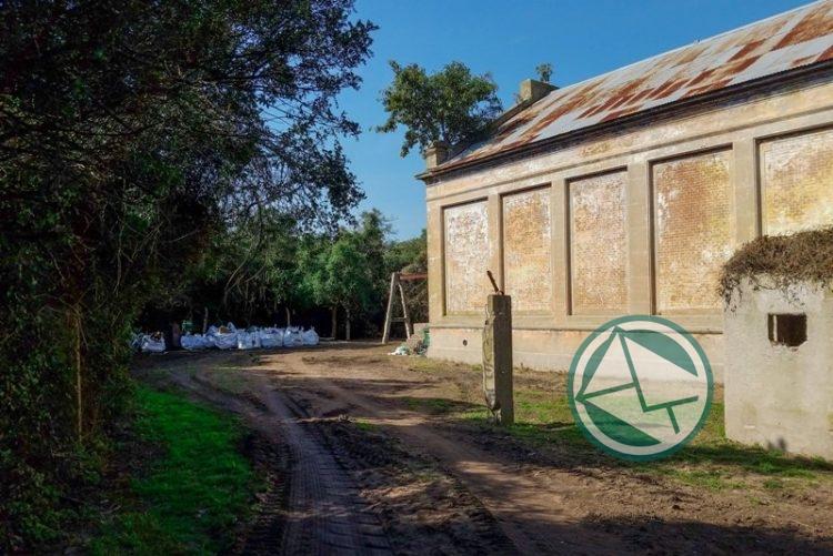 La Provincia saneó el basural a cielo abierto de la Isla Martín García 3