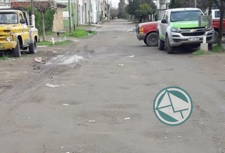 Los de Identidad Berissense pasearon por los barrios para ver las falencias de servicios municipales 05