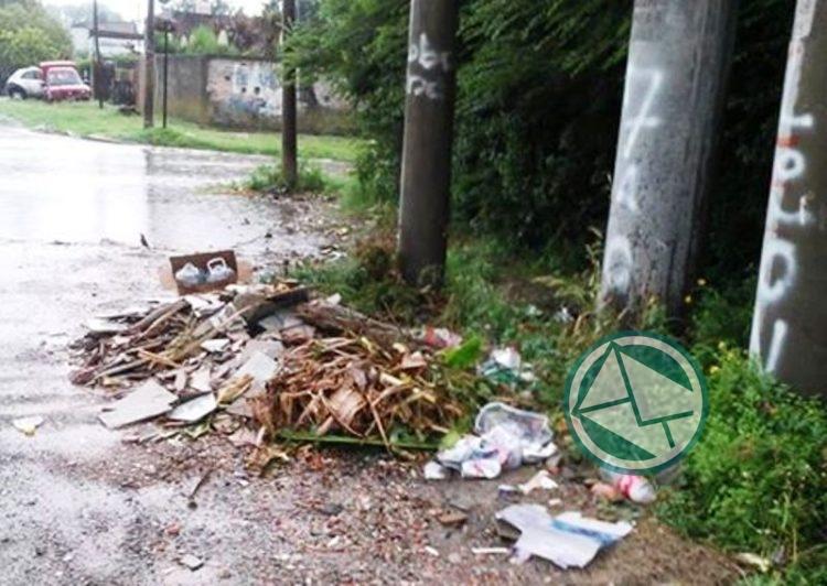 Los de Identidad Berissense pasearon por los barrios para ver las falencias de servicios municipales 06