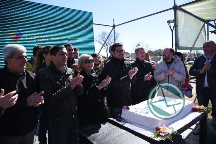 Los vecinos de Altos de San Lorenzo celebraron los 26 años de la localidad 2