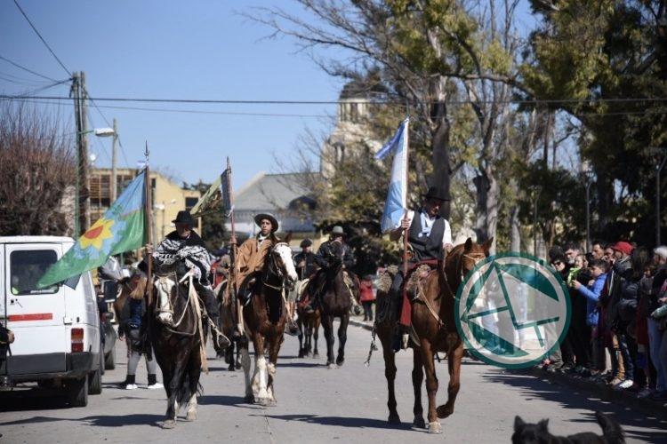 Los vecinos de Altos de San Lorenzo celebraron los 26 años de la localidad 3