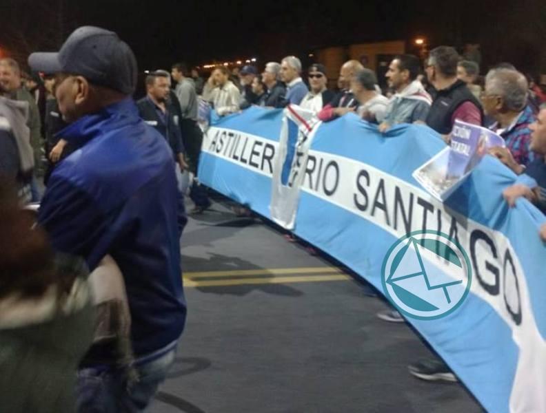 Marcha de Antorchas ARS en Berisso3