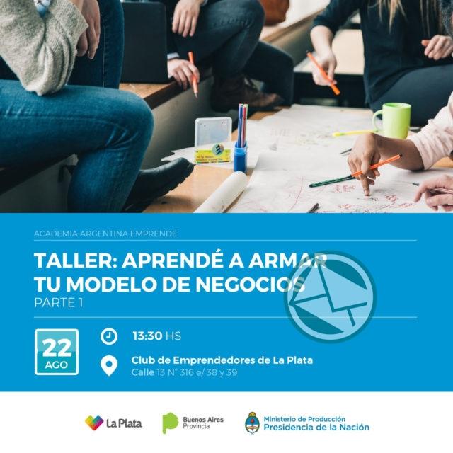Talleres para mujeres emprendedoras en La Plata1