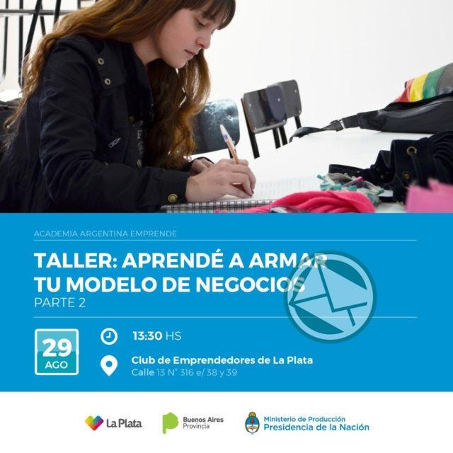 Talleres para mujeres emprendedoras en La Plata2