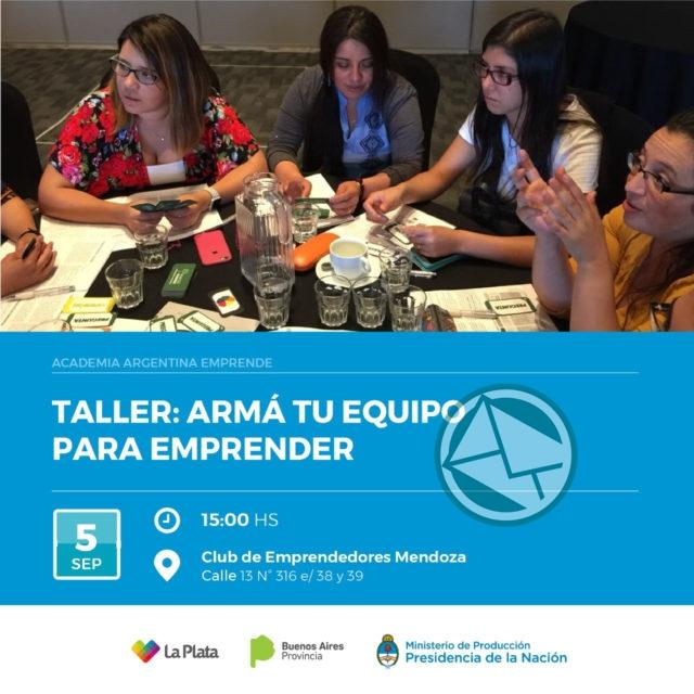 Talleres para mujeres emprendedoras en La Plata3