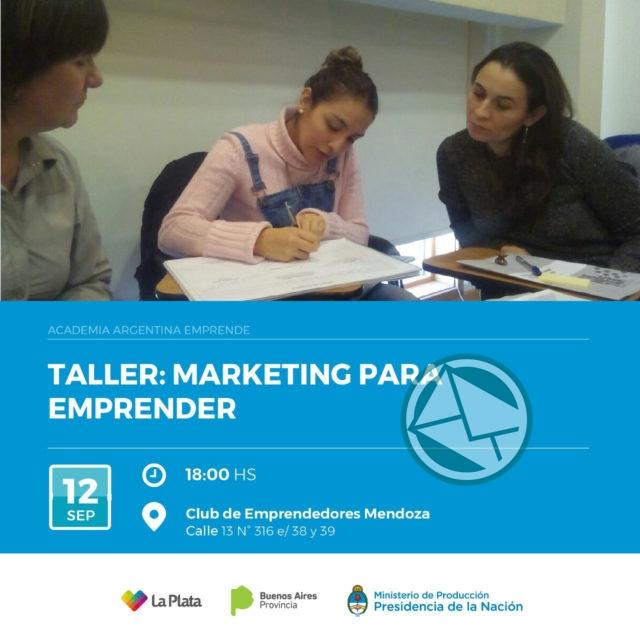 Talleres para mujeres emprendedoras en La Plata4