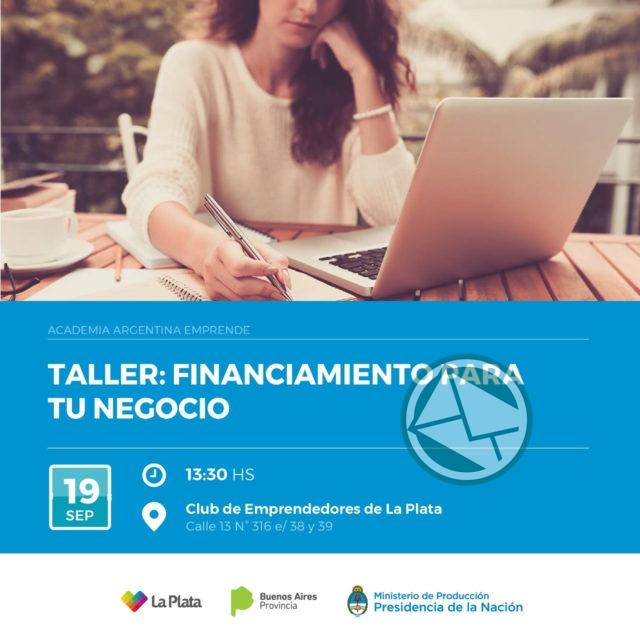 Talleres para mujeres emprendedoras en La Plata5