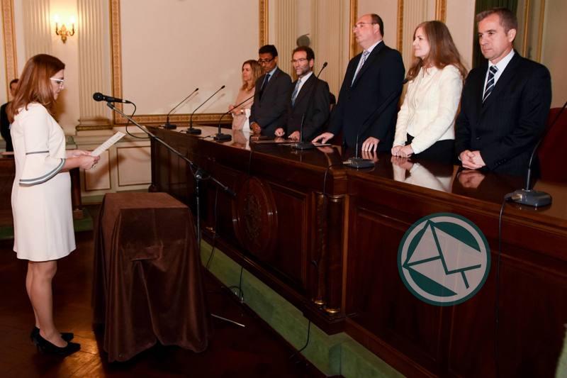 Vanina Mosquera asumió como Jueza de Paz Letrada de Berisso 1