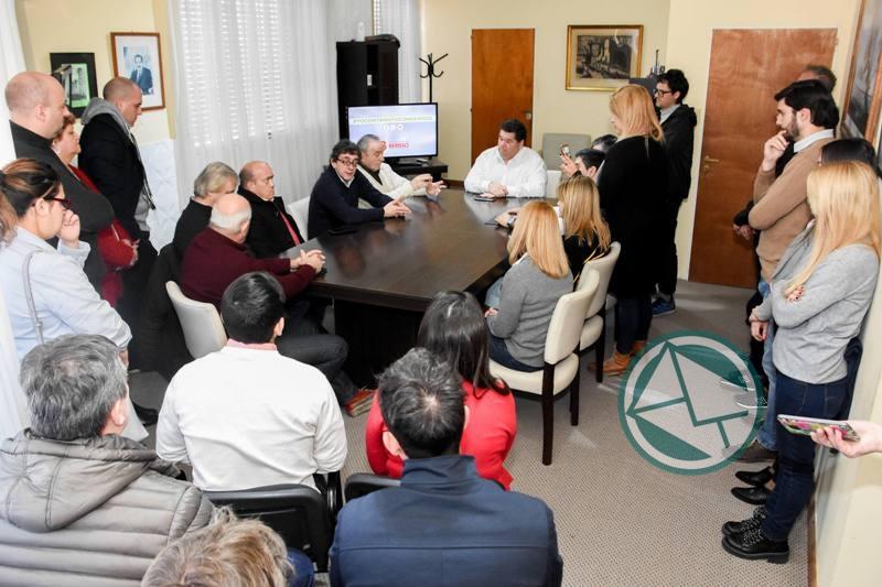 """Ante la crisis lanzaron el plan de pago de tasas municipales """"Yo Contribuyo con Berisso"""" 0"""