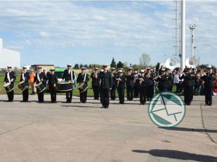 Arribo simbólico en el Puerto La Plata 07
