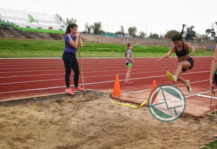 Atletismo U14
